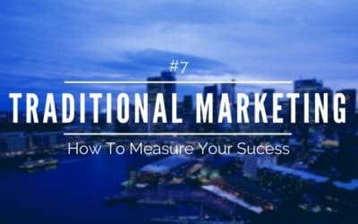 Traditional Marketing for Schools – Measuring Your Success