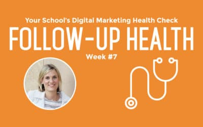 Digital Marketing Health Check | Week #7 | Follow-up Health